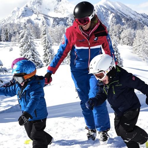 Childrens ski courses | Skischule Alpendorf | St  Johann im